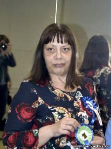Ligita Zake (Latvia)